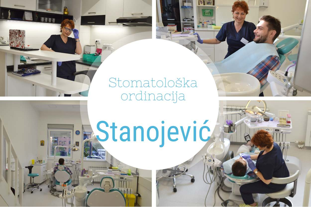 Stomatološka ordinacija Novi Beograd, stomatolog